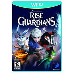 Rise of the Guardians: The Video Game - Nintendo Wii U D3...
