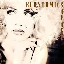 Eurythmics - SAVAGE (1987)