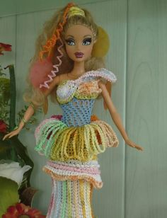 2013, Creations, Barbie, Image, Gowns, Barbie Dolls, Barbie Doll
