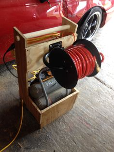 1000 Images About Moble Air Compressor Cart On Pinterest