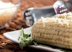 Parmesan Corn - American Diabetes Association®