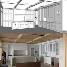 Project becoming reality!!! #kristenbiaginidesigns #ameliaislandinteriordesign