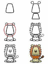 como aprender a dibujar caricaturas faciles - Buscar con Google