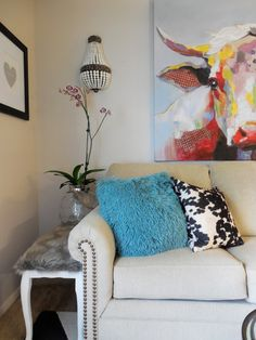 My Apartment: Living Room Reveal
