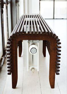 Radiator Cover, Diy Apartment Decor, Diy Home Crafts, Kitchen On A Budget, Ikea Hack, Wabi Sabi, Home And Living, Home Accessories, Interior Design