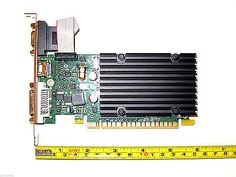 ﹩48.99. Dell Inspiron 518 519 530 531 537 545 546 560 Mini Tower HD Video Graphics Card    Chipset/GPU Manufacturer - NVIDIA, Chipset/GPU Compatible Port/Slot - PCI Express x16, APIs - Shader Connectors - DVI Output, Memory Type - DDR3 SDRAM, Memory Size - 512 MB, Cooling Component(s) Included - Heatsink only, Enclosure Type - DVI+HDMI+VGA, Device Type - Video Graphics Card, OS Supported - Windows 10/8/7/Vista/XP/Server 2003 Linux Solaris,
