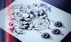 Lion - fin by quidames.deviantart.com on @deviantART