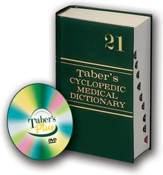 Omg I absolutely love this book, I use it for a lot of different things....Taber's Cyclopedic Medical Dictionary
