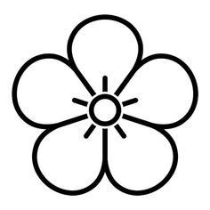 Felt Flowers, Diy Flowers, Paper Flowers, Flower Patterns, Beading Patterns, Embroidery Patterns, Quilting Stencils, Quilting Templates, Flower Coloring Pages