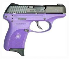 Check this little beauty out! The Ruger LCP is so very purple and for sale on Guns4Gals! http://www.guns4gals.com/Ruger-LCP-in-Purple-p/rlcp380pp.htm
