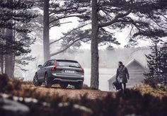 New 2017 Volvo V90 Cross Country is out for adventure