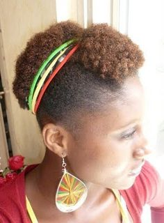 Twa hairstyles twist natural hair look book curls unleashed twa w puff bang so naturally black hairstyles 2011 pmusecretfo Image collections