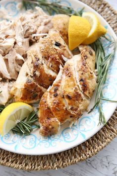 Pressure Cooker Whole Roasted Chicken