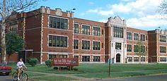 Sarah Scott Junior High School, Terre Haute, Indiana.... I went to this school from 7th through 9th grade.