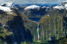 #SutherlandFalls #Top waterfalls in the world