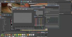 Octane render + Team render