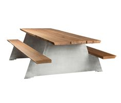 Solid by CASSECROUTE | Canteen tables