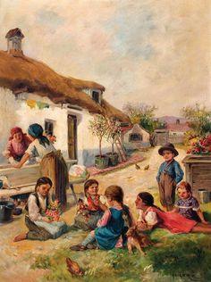 Richard Geiger - Children at Play