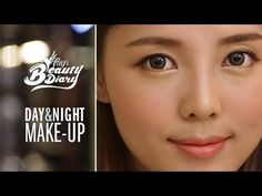 Pony's Beauty Diary - 올리브영 특집 Day & Night makeup (with subs) (+playlist) Diy Beauty, Beauty Hacks, Beauty Tips, Pony Makeup, Daily Makeup Routine, Asian Eye Makeup, Skin Care Routine Steps, Korean Skincare Routine, Asian Eyes