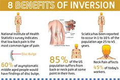 8 benefits of inversion therapy