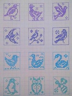 Good recommendations to have a look at Mini Cross Stitch, Cross Stitch Heart, Beaded Cross Stitch, Cross Stitch Borders, Cross Stitch Animals, Cross Stitch Designs, Cross Stitching, Cross Stitch Patterns, Crochet Chart