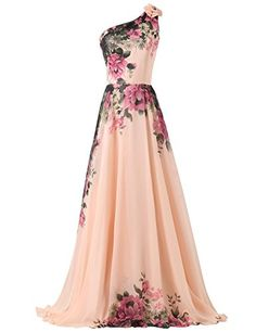 GRACE KARIN Bridesmaid Party Dress Vintage One Shoulder Floral Prom Dresses Grace Karin http://www.amazon.co.uk/dp/B00WHKZ18C/ref=cm_sw_r_pi_dp_vwDFvb0B4VVW7