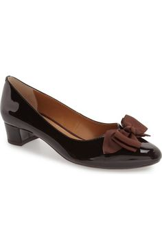 J. Reneé 'Cameo' Bow Pump (Women) available at #Nordstrom