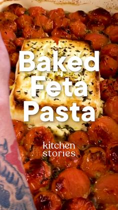 Easy Cooking, Cooking Recipes, Feta Pasta, Tasty Vegetarian Recipes, How To Cook Pasta, Food Inspiration, Love Food, Food Porn, Food And Drink