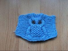 "Modelul "" Bufnita"" pentru incepatori. Узор ""Сова"" (Knitting. Pattern ""Owl"") step by step - YouTube"