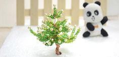 gets-beads: Setting up a Mini Three-Dimensional Christmas tree ...