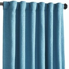 Carson Curtain - Turquoise at Pier 1 Imports $35.96-$39.96