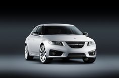 sophisticated and clean with a feminine edge - saab 9-5 car