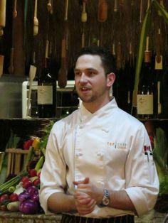 Interactive Cooking Class @Kendall Finlayson Finlayson-Jackson Wines  Chef Carl Heinrich #KarismaExperience #KendallJackson #Wine #Winelover