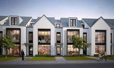 Oakville townhome proves real estate adage should be design, design, design – Architecture Townhouse Exterior, Modern Townhouse, Townhouse Designs, Modern Residential Architecture, Plans Architecture, Architecture Design, Sustainable Architecture, Pavilion Architecture, Japanese Architecture