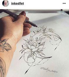 Tattoo #flowershouldertattoos