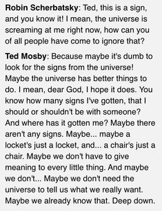 How I Met Your Mother - Ted Mosby