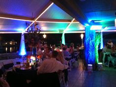 Five Star Entertainment is North Carolina's most requested event specialists. Wedding Reception, Wedding Ideas, Lake Lure, Five Star, Entertainment, Lighting, Marriage Reception, Light Fixtures, Wedding Reception Ideas