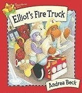 Elliot's Fire Truck (Elliot Moose) by Andrea Beck. $14.96. Author: Andrea Beck. Publisher: Orca Book Publishers (April 1, 2010). Series: Elliot Moose. 32 pages. Elliot Moose is on the loose once more. As he jumps aboard his bright red fire truck and takes off to the next rescue, he feels courageous. All his friends want to ride on the truck and be firefighters too. Nobody wants to be rescued. One by one, Elliotís friends climb aboard unt... Author Studies, April 1st, Fire Trucks, Book Publishing, Moose, Kindergarten, Firefighters, Education, Writer