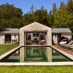 Rectangular pool