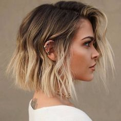 Copper Blonde Hair Color, Cool Blonde Hair, Blonde Hair With Highlights, Brown Blonde Hair, Going Blonde, Blonde Ends, Grown Out Blonde Hair, Grown Out Highlights, Blonde Honey