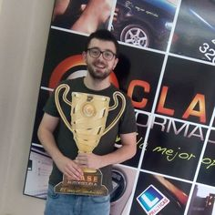 #Enhorabuena Álvaro  Un #conductor mas disfrutando de la #city  #esfuerzo #recompensa