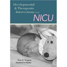 Developmental & Therapeutic Interventions in the NICU    OT Book Amazon