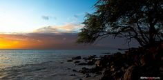 Sunset at Kanana Pt - West Maui | The Design Foundry by thedesignfoundry, via Flickr