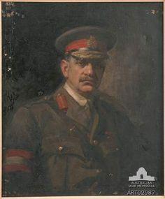 Lieutenant General Sir John Monash by John Longstaff.