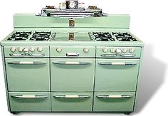 Gotta remember this place - they actually *restore* antique vintage stoves. How cool is that??