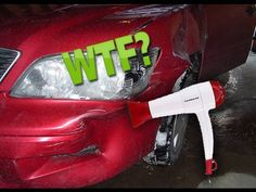 Scientific Tuesdays: Removing dents with a hair dryer?