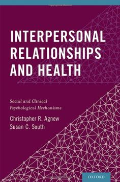 health and personality relationship