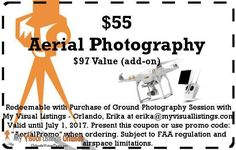 Deal Alert with Aerial Photos - My Visual Listings Orlando