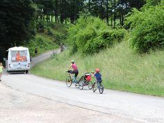 A Avirhône, on vient en vélo et en famille Bicycle, Motorcycle, Bike, Bicycle Kick, Bicycles, Motorcycles, Motorbikes, Choppers
