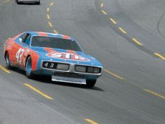 Richard Petty Racing (but cars that looked like this in my husband's past - stock car racing)